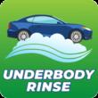 Tidal Wave Auto Spa Service: Underbody Rinse