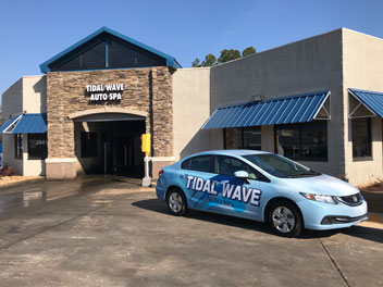 Tidal Wave Auto Spa in Augusta, GA