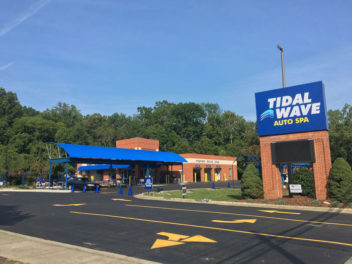 Tidal Wave Auto Spa in Greensboro, NC – Battleground