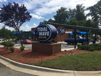 Tidal Wave Auto Spa in Kernersville, NC