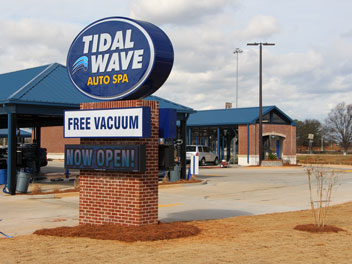 Tidal Wave Auto Spa in McDonough, GA