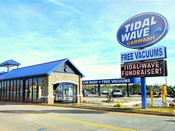 Tidal Wave Auto Spa in Warner Robins, GA