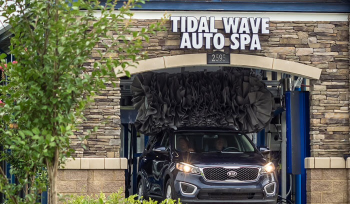 Join the Unlimited Wash Club | Tidal Wave Auto Spa