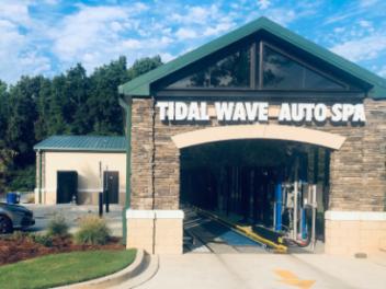 Tidal Wave Auto Spa in Camden, SC