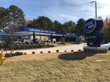 Tidal Wave Auto Spa in Columbus, GA – Veterans Parkway