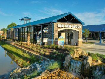 Tidal Wave Auto Spa in Warner Robins, GA – Watson Boulevard
