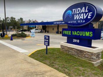 Tidal Wave Auto Spa in Ocean Springs, MS